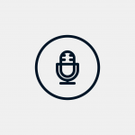 microphone, icon, player